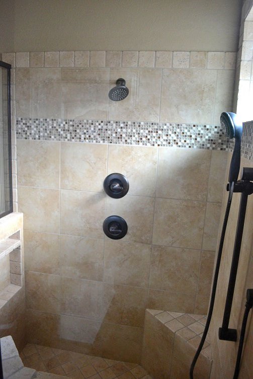 1754 Plan M-Shower All