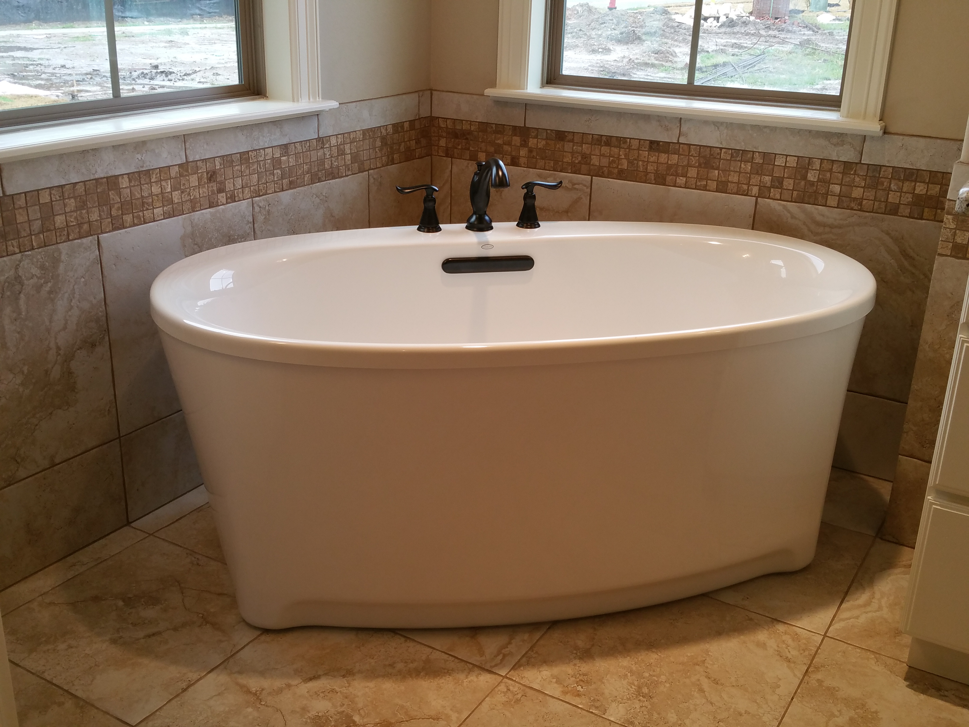 Freestanding Tub 4117 WC